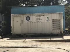 Mobile Biosafety Laboratory
