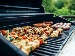 Food on grill: Photo by Evan Wise on Unsplash