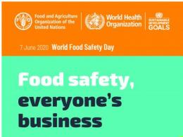 Food Safety: Everyone's Business